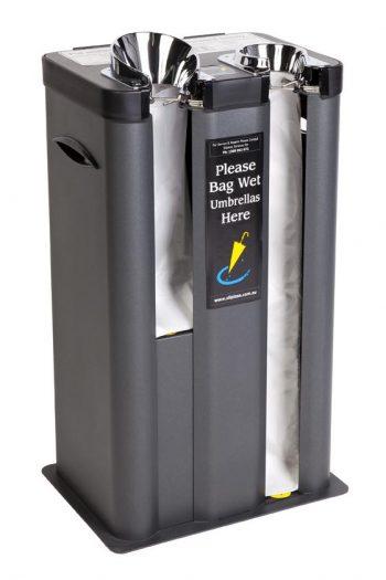 Dual Wet Umbrella Bagging Machine P/Steel – Charcoal