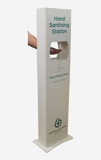 Hand Sanitation Station
